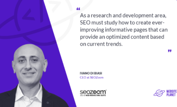 Stay Ahead Of The Competition With SEOZoom Search Marketing Suite