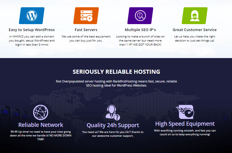 RankFirst Hosting