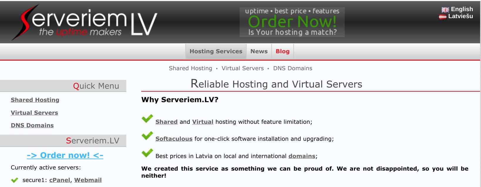Serveriem.LV