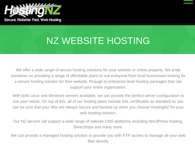 HostingNZ