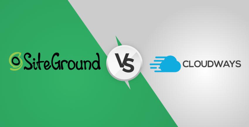 Cloudways vs SiteGround: 6 test, 1 CHIARO vincitore [2021 UPDATE]