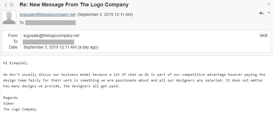 The Logo Company-support2