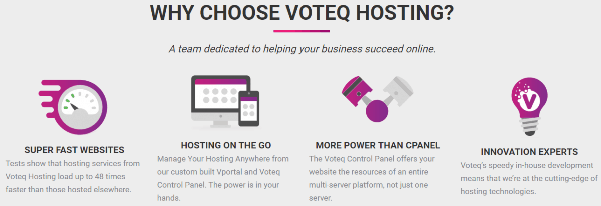 Voteq Hosting