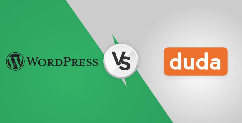 Duda vs WordPress.com Comparison – One CLEAR Winner [2019]