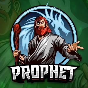 Fiverr Twitch logo - Prophet