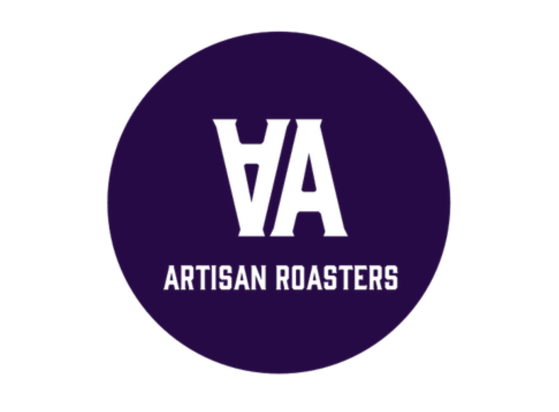 Vintage logo made with Tailor Brands - Artisan Roasters