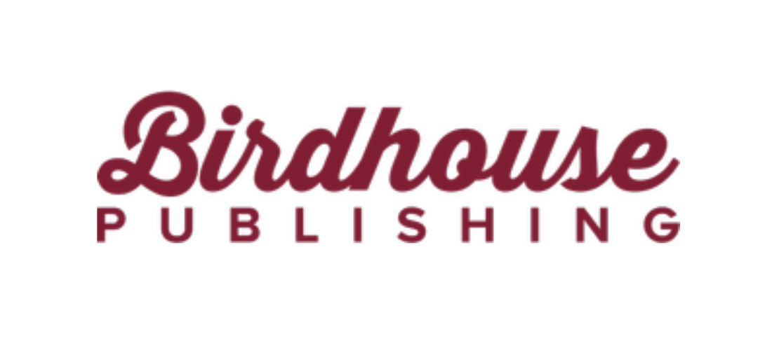 Vintage logo made with Tailor Brands - Birdhouse Publishing