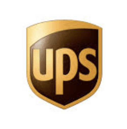 Vintage logo - UPS