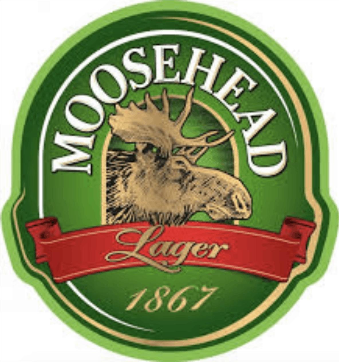 Vintage logo - Moosehead