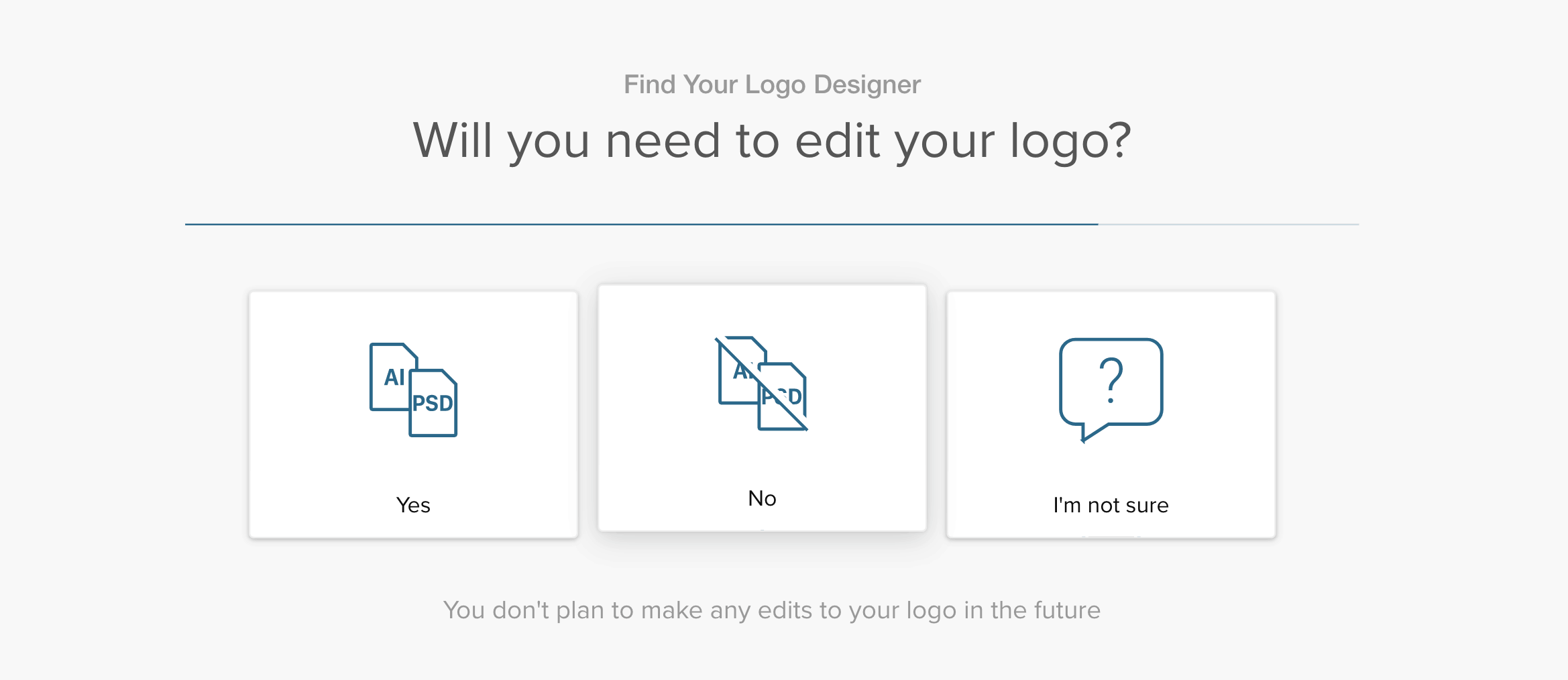 Fiverr screenshot - Logo design wizard