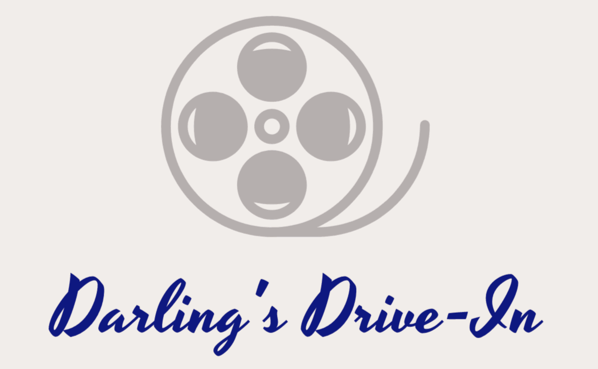 Vintage logo made with Wix Logo Maker - Darling's Drive-In