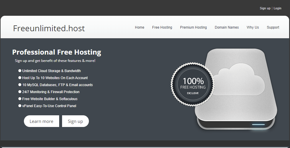 Freeunlimited.host