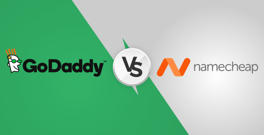 Namecheap vs GoDaddy: Which Is Best for Domains & Hosting? 2019