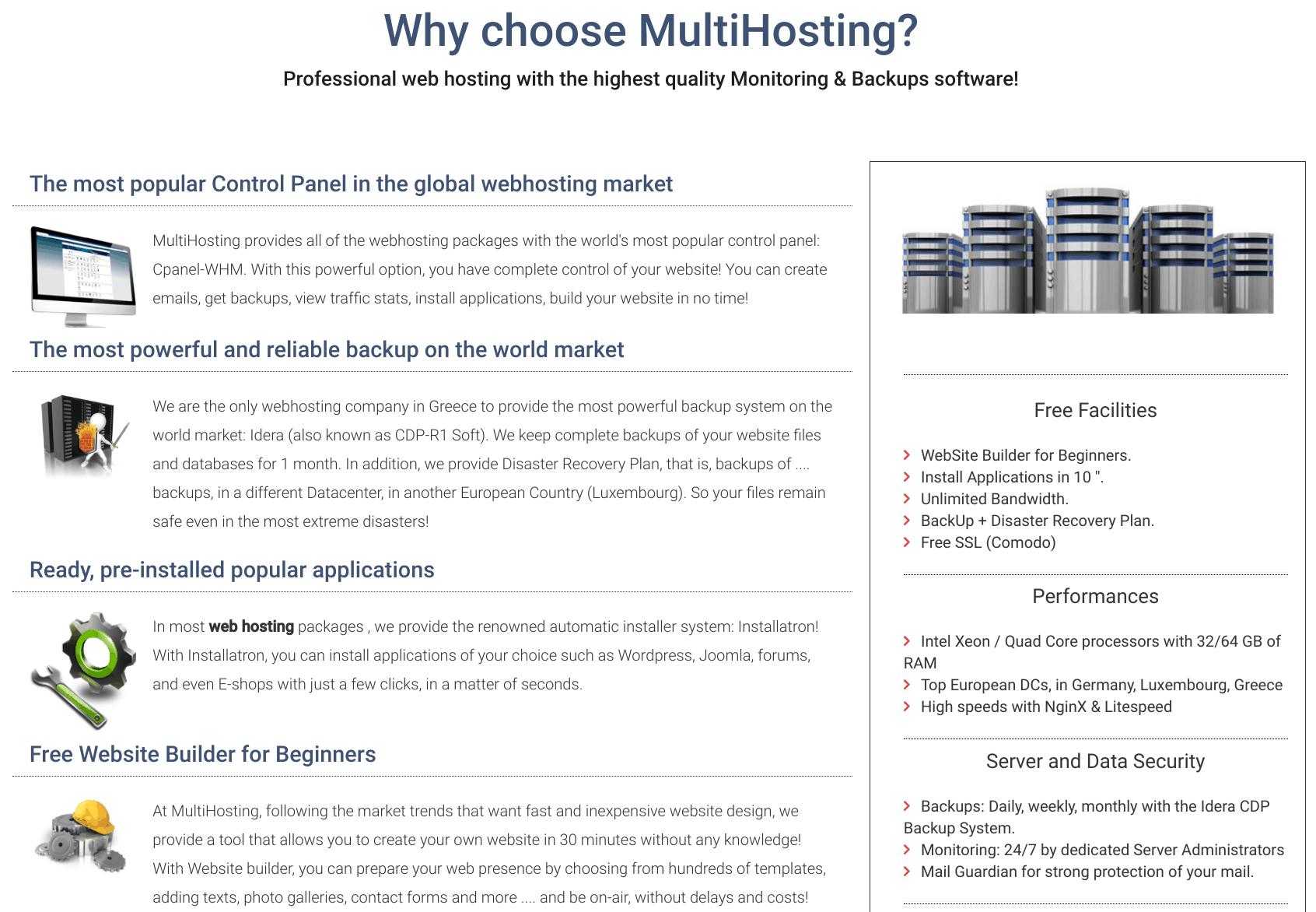 MultiHosting