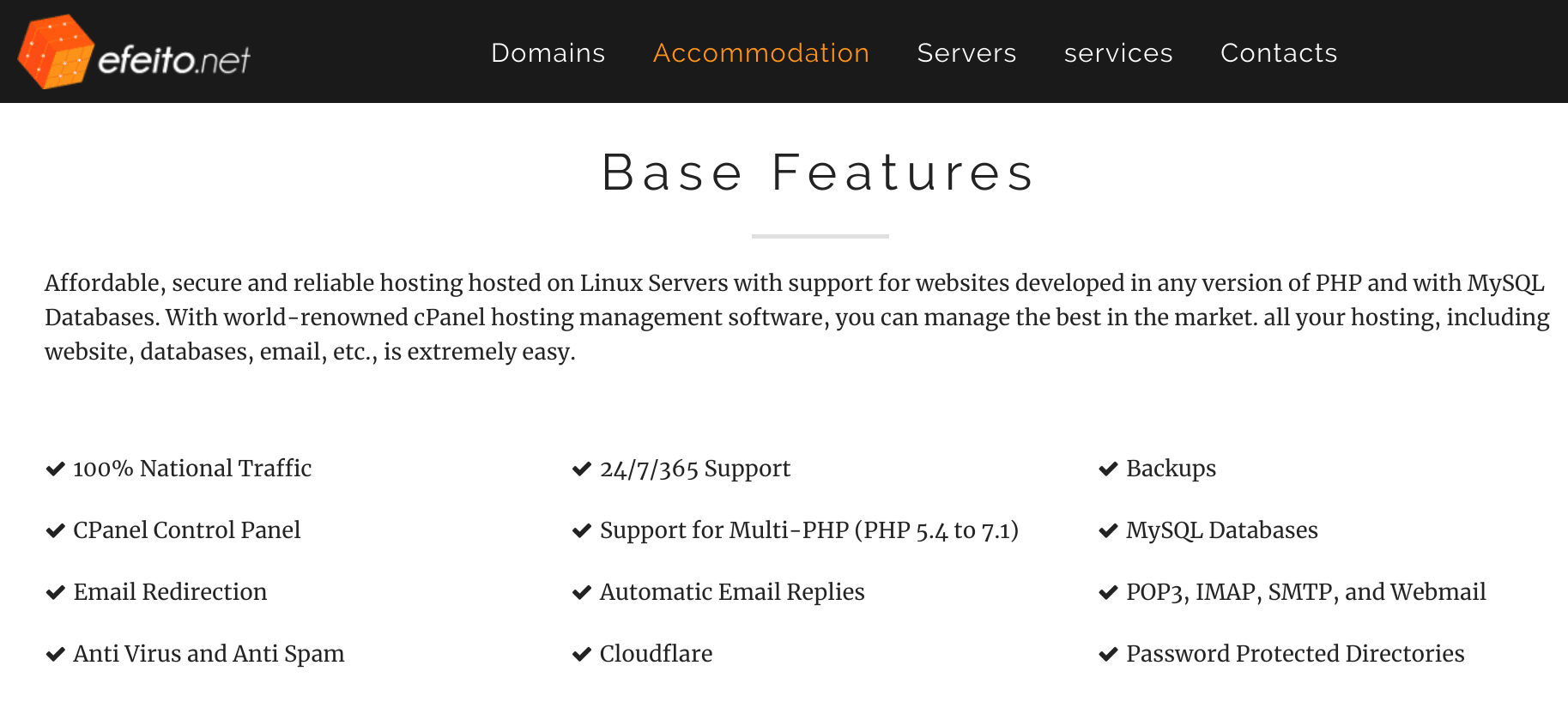 Efeito.net