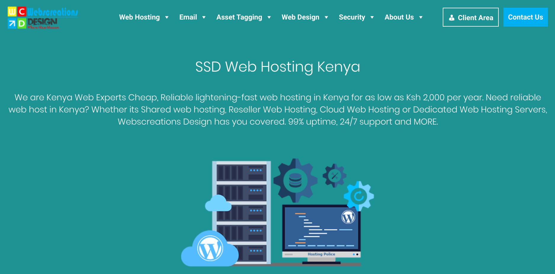 Webscreations Design