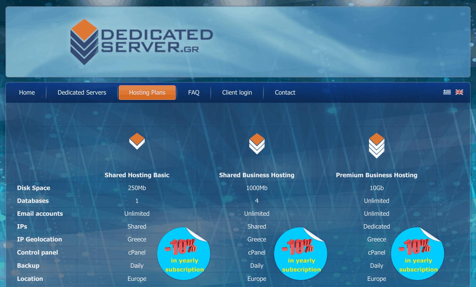 Dedicated-server.gr