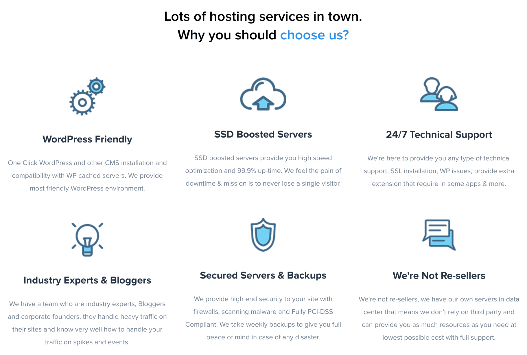 scudhost features