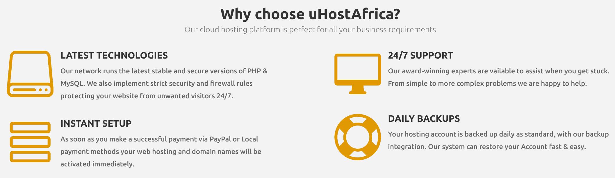 uHostAfrica