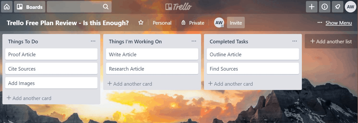 Trello vs. Asana - Which Is Best for Freelancers & Teams?-image2