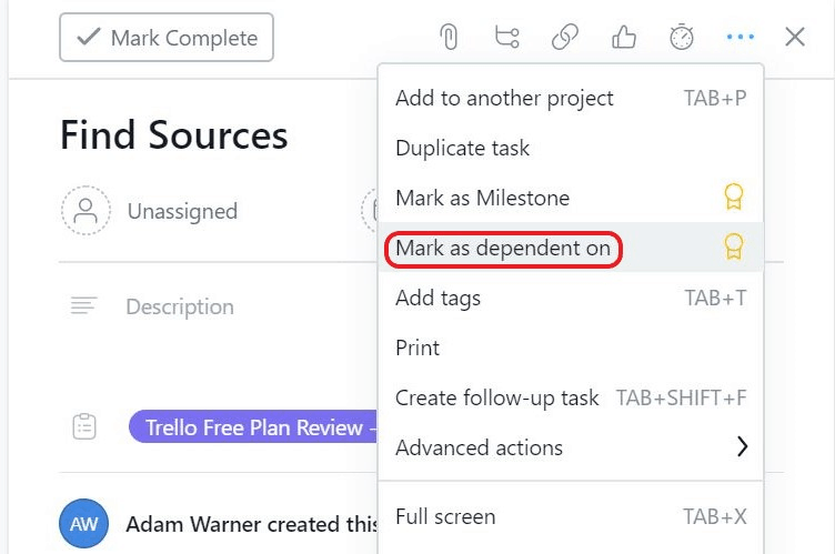 Trello vs. Asana - Which Is Best for Freelancers & Teams?-image6