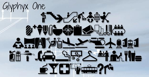 Free font - Glyphyx One