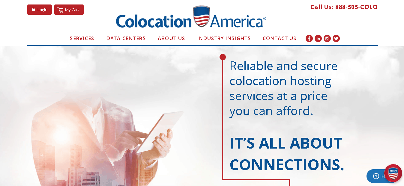colocation america main