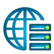glosting logo square