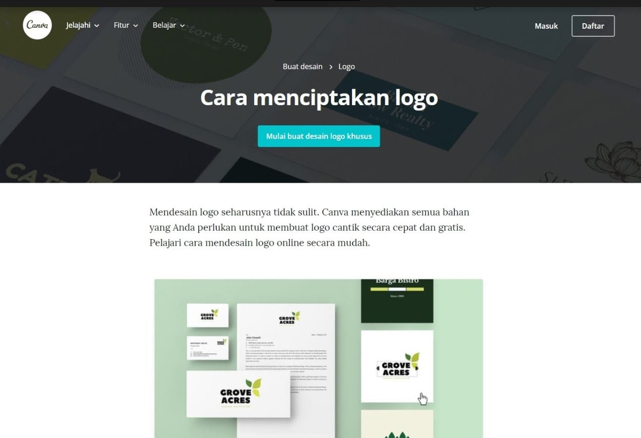Canva Logo Maker