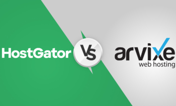 Arvixe vs HostGator – Which Budget Web Host Wins in 2021