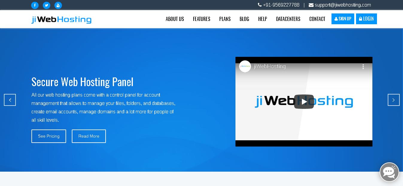 jiwebhosting main