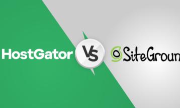 SiteGround contro HostGator – Quale Web Host è il migliore per WordPress?