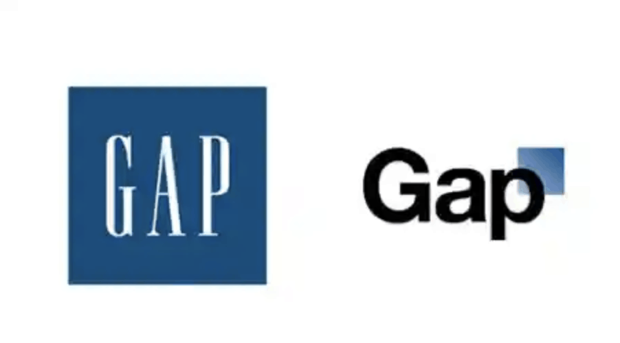 Gap logo 2010 redesign