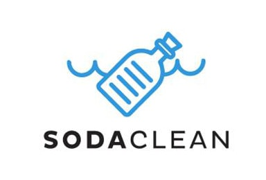 Business logo - SodaClean