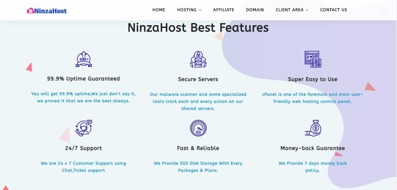 NinzaHost Overview