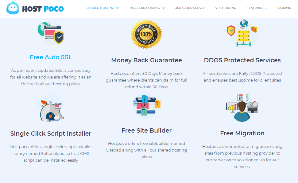 Hostpoco Overview