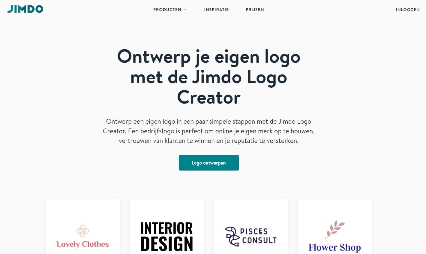 Jimdo Logo Creator