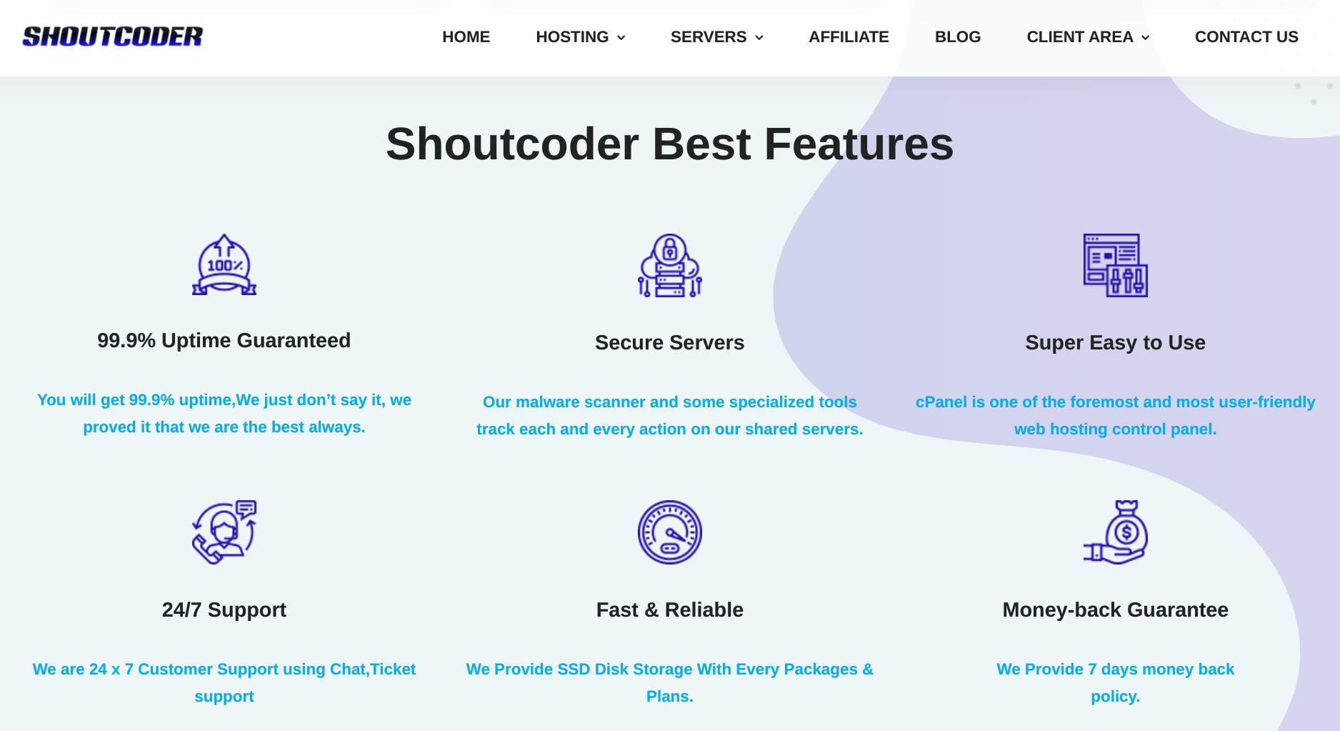 Shoutcoder