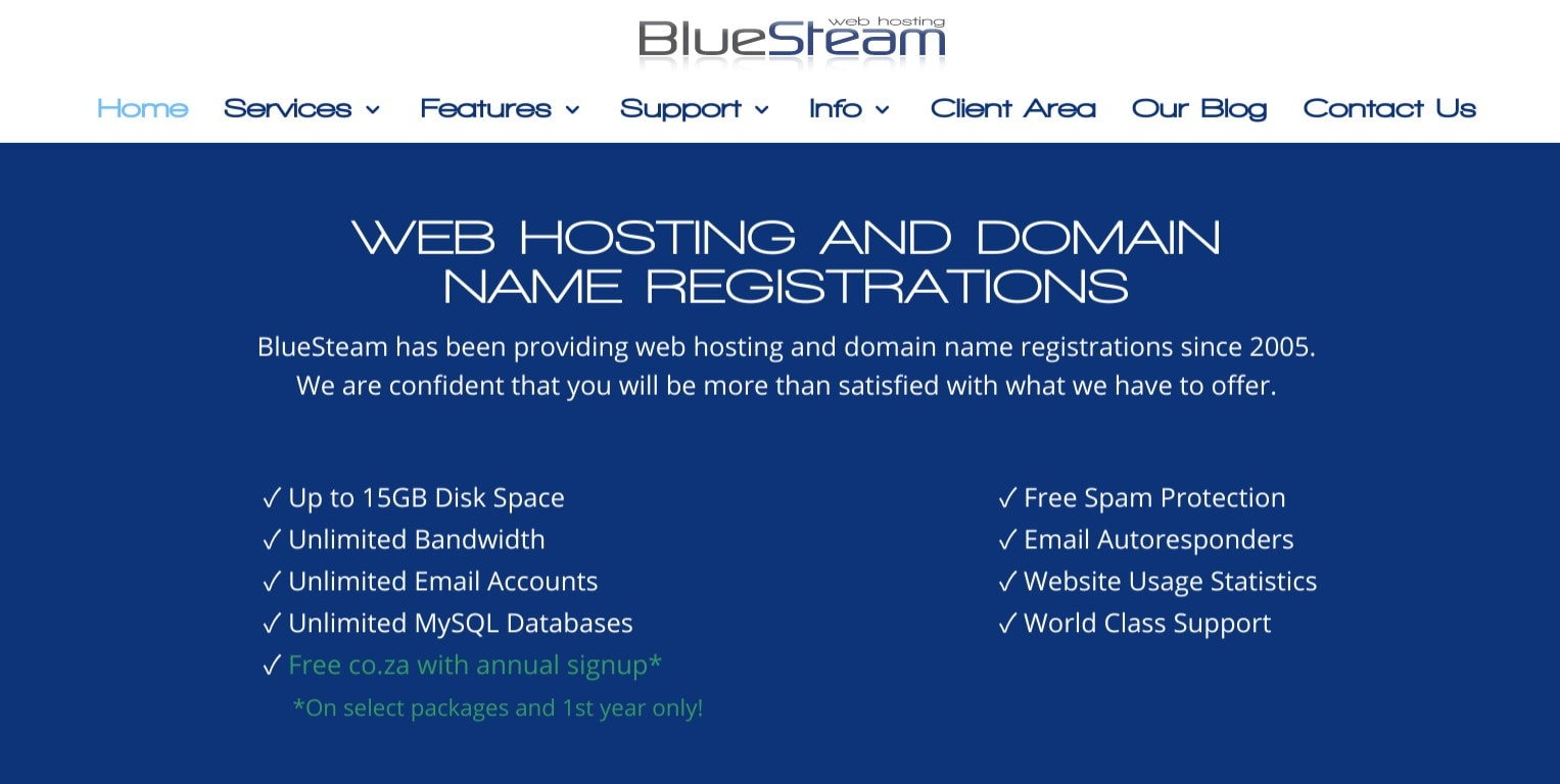 BlueSteam Overview