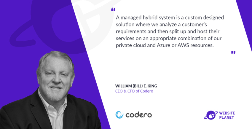 Codero's Managed Hybrid Clouds - The Way of the Future