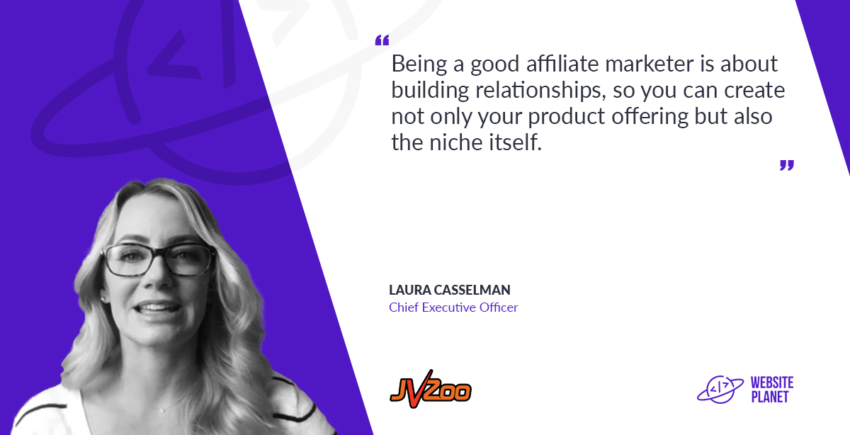 What You Need To Know About Affiliate Marketing – Interview With Laura Casselman