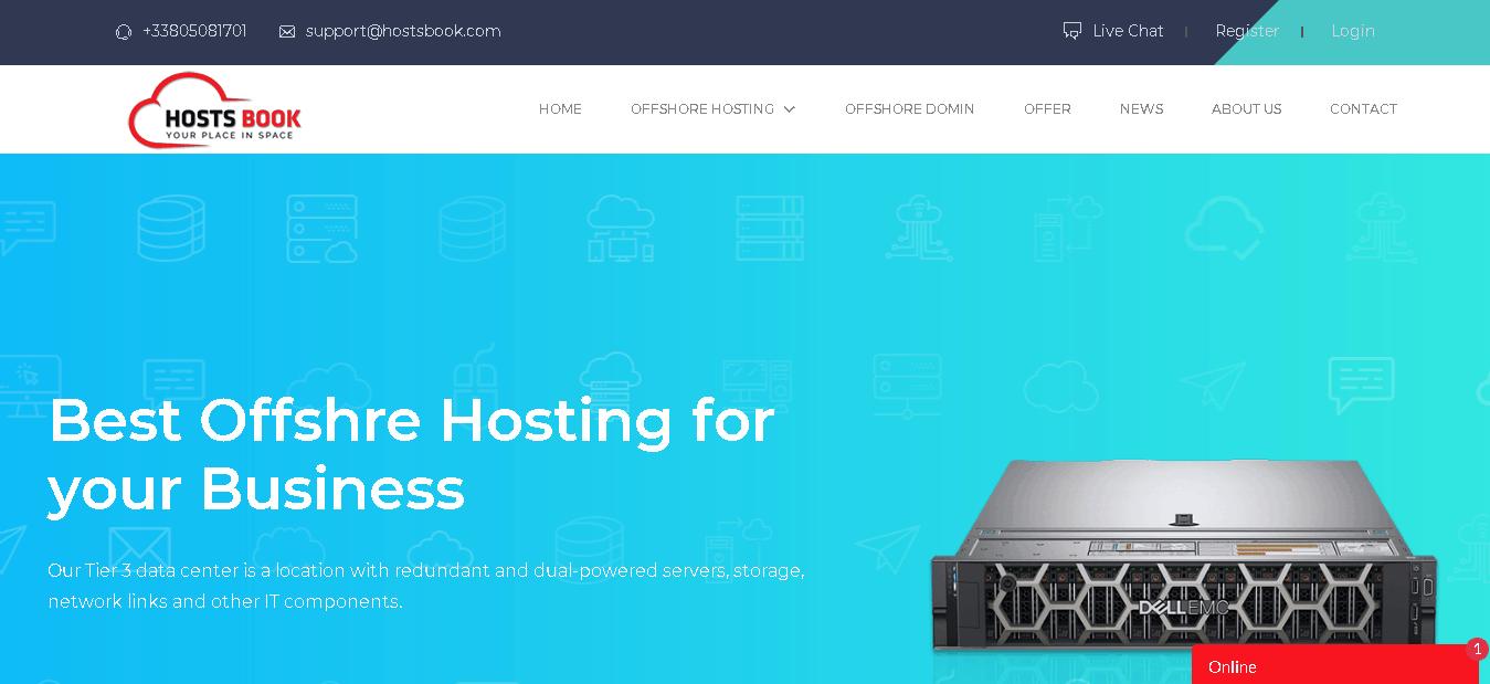 hostsbook main