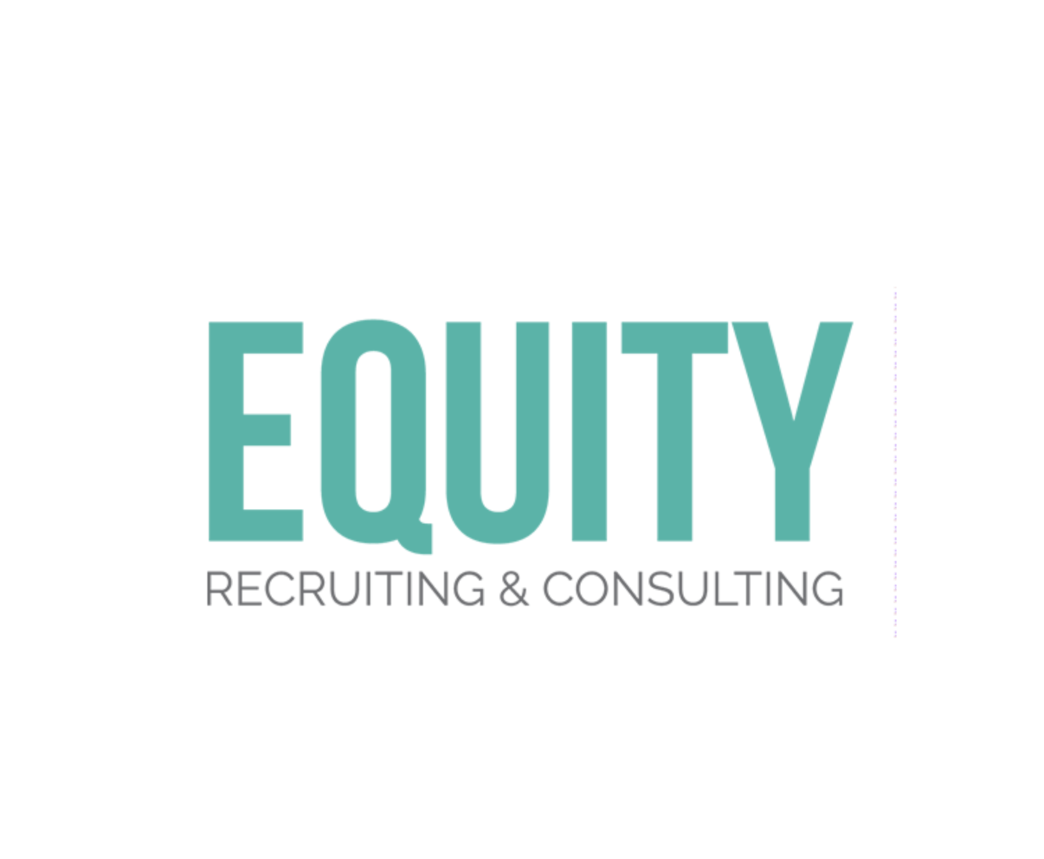 Logo by Tailored Logo - Equity Recruiting & Consulting