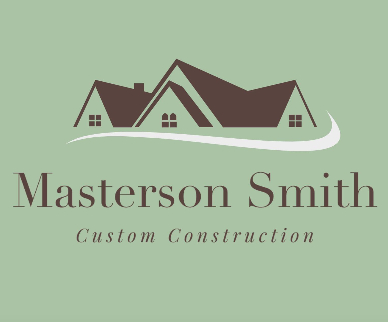 Logo made with DesignEvo - Masterson Smith
