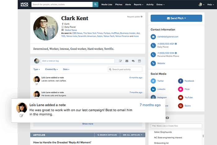 Muck Rack's Platform Helps Public Relations Pros Keep Up