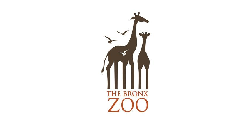 Animal logo - The Bronx Zoo