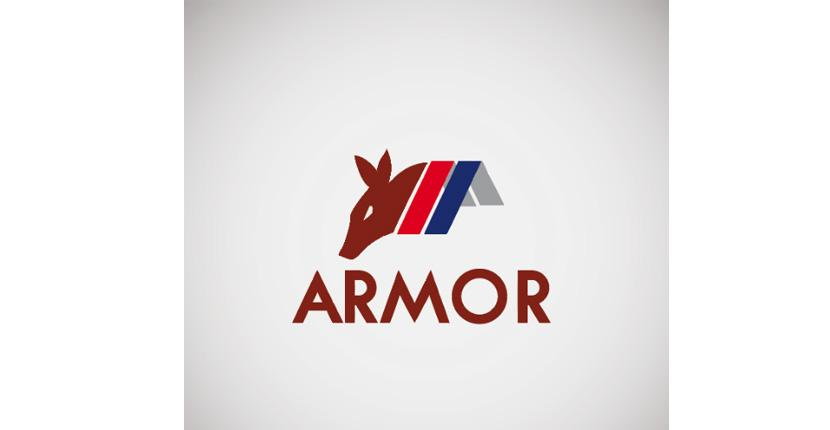 Animal logo - Armor