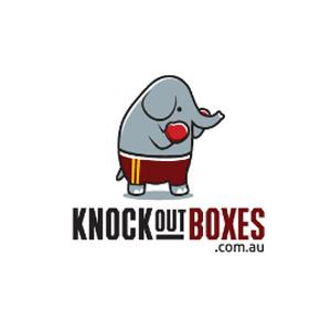 Animal logo - Knock Out Boxes
