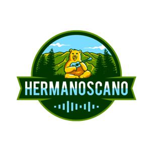 DJ logo - Hermanoscano