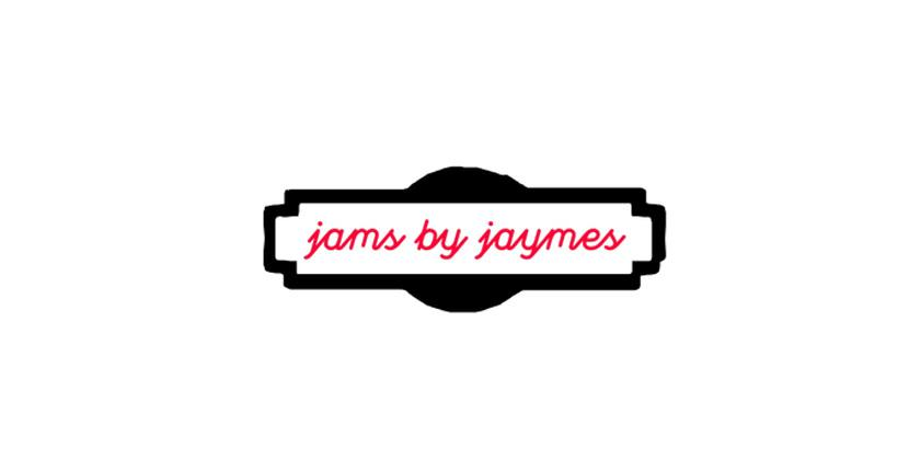 Sample DJ logo created with Tailor Brands - Jams by Jaymes